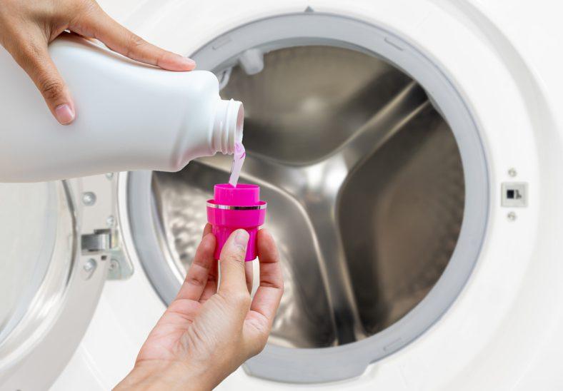 pulire lavatrice con aceto